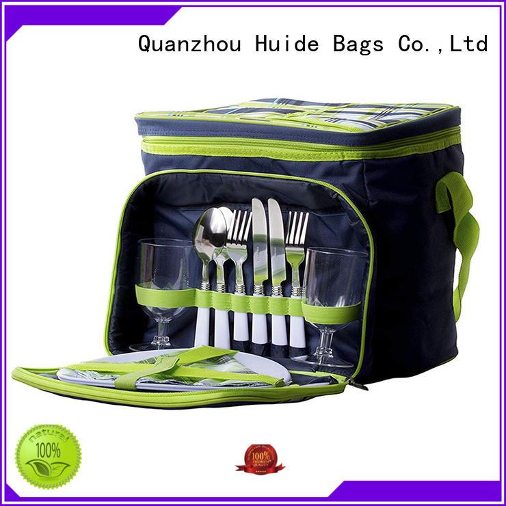 Huide confidence picnic backpack parameter for kids