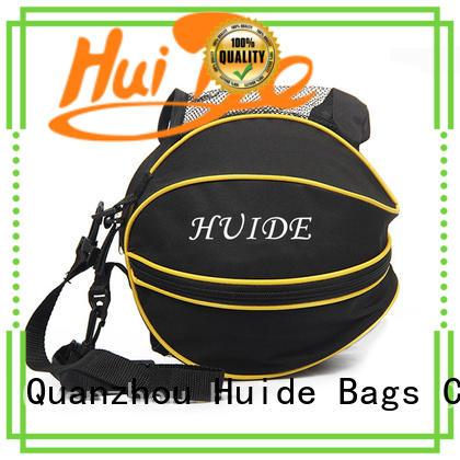 Huide basketball sling bag hot style for gym