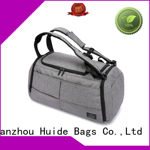 good quality duffel backpack suppliers for travel