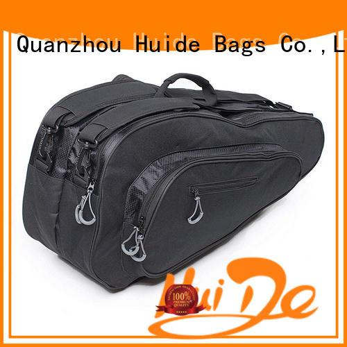Huide cheap badminton racket cloth bag for ladies