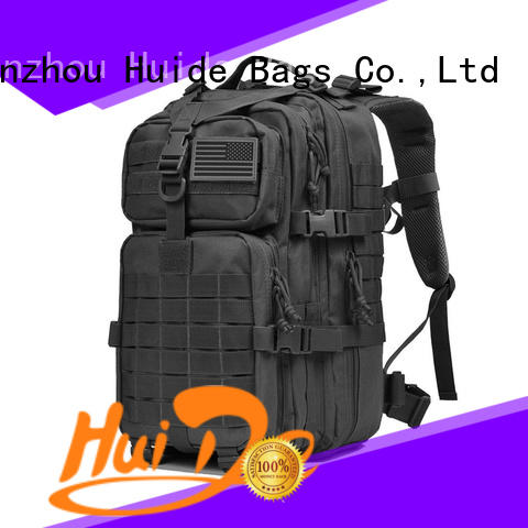 Huide how much military backpack manufacturers for man