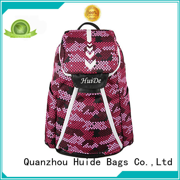 Huide convenient personalized tennis racket bag product source for girls