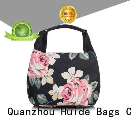 Huide camping soft cooler tote bag products for milk