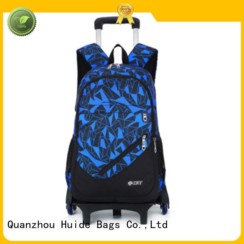 Huide fashion best trolley bags for school on sale for boy