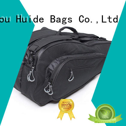 Huide professional customization badminton racket backpack specie for girls