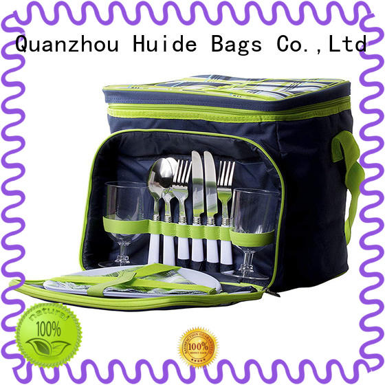 Huide plush picnic backpack role for family