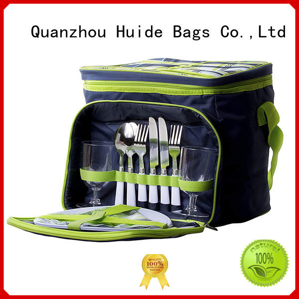 picnic kit backpack & small badminton bag