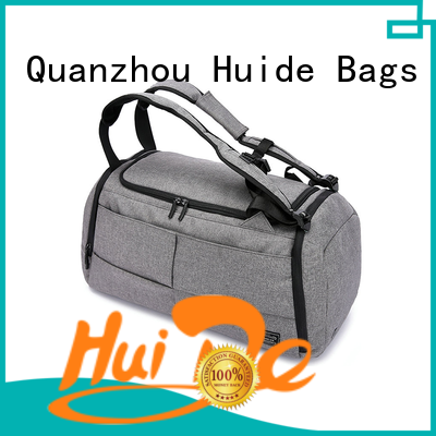 pattern duffel bag and backpack suppliers for travel