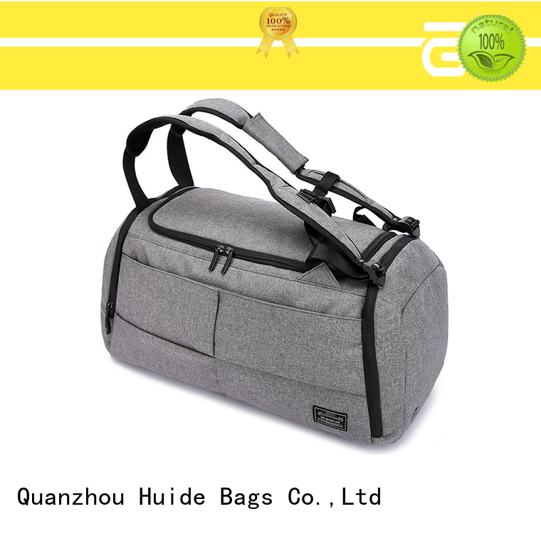 Huide popular duffle bags manufacturers for camping