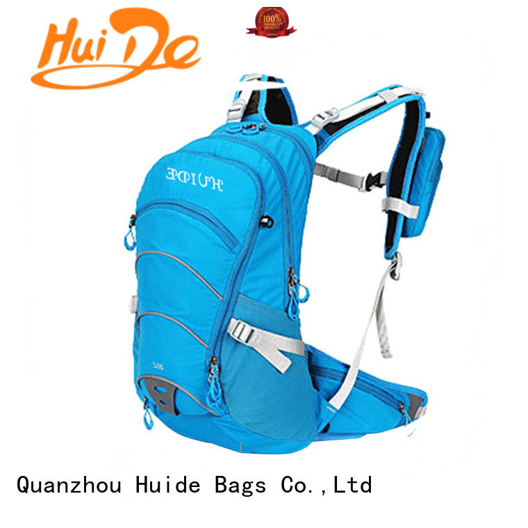 Huide youth hydration backpack apply for raves