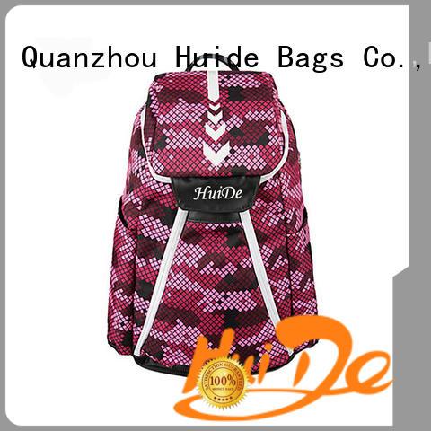 Huide good badminton backpack bag product source for girls