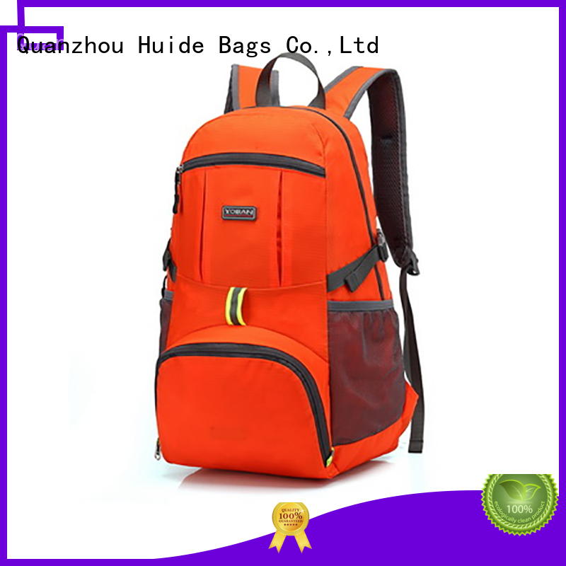 Huide collapsible foldable sling bag price for life