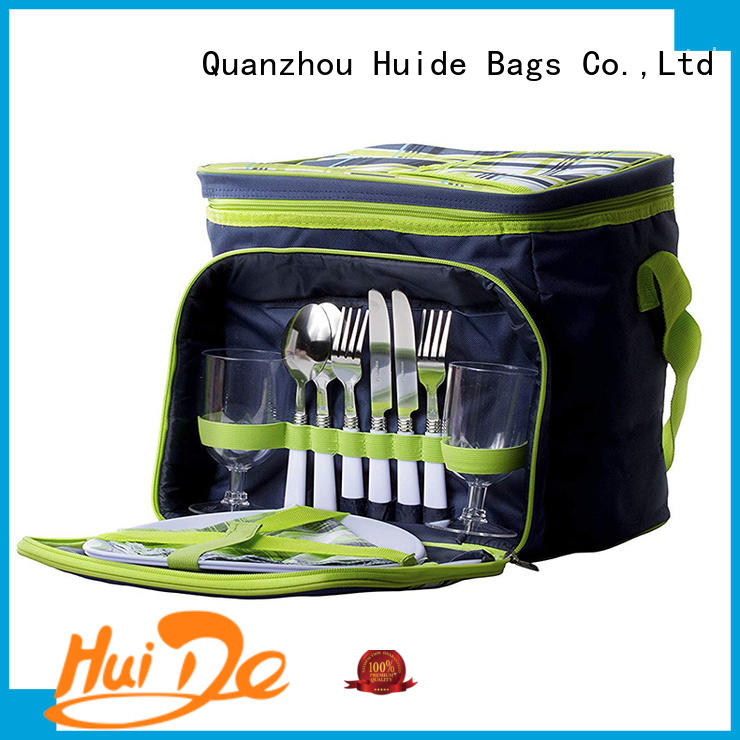 cheap portable picnic basket parameter for two people