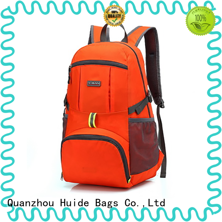 wholesale foldable bag & good military backpacks