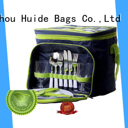 picnic bag with cutlery & high quality bags supplier