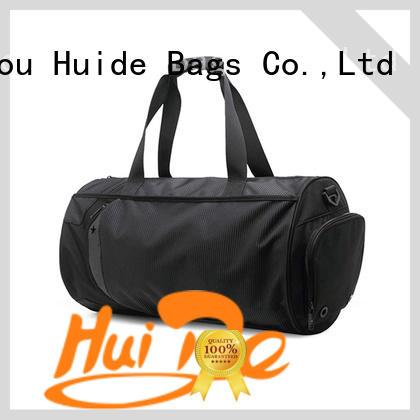 Huide low price light gym bag kind for girls