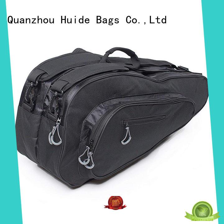 Huide best badminton bag supply for ladies