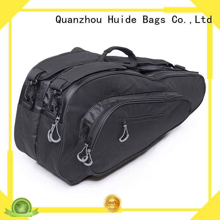 convenient best badminton bag supply for girls