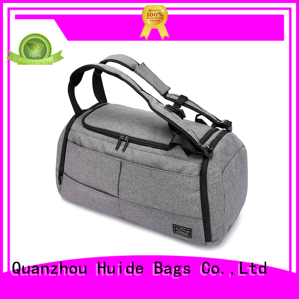 Huide best luxury duffel bag manufacturers for camping