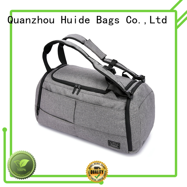good quality duffel bag with straps manufacturers for travel