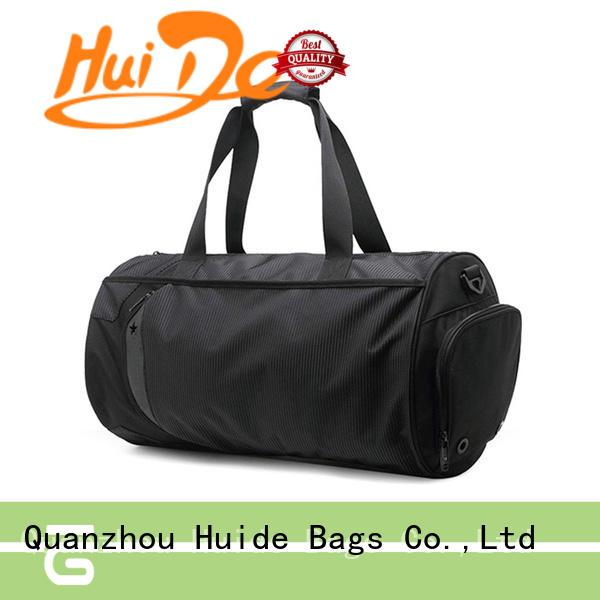 Huide popular gym clothes bag for women