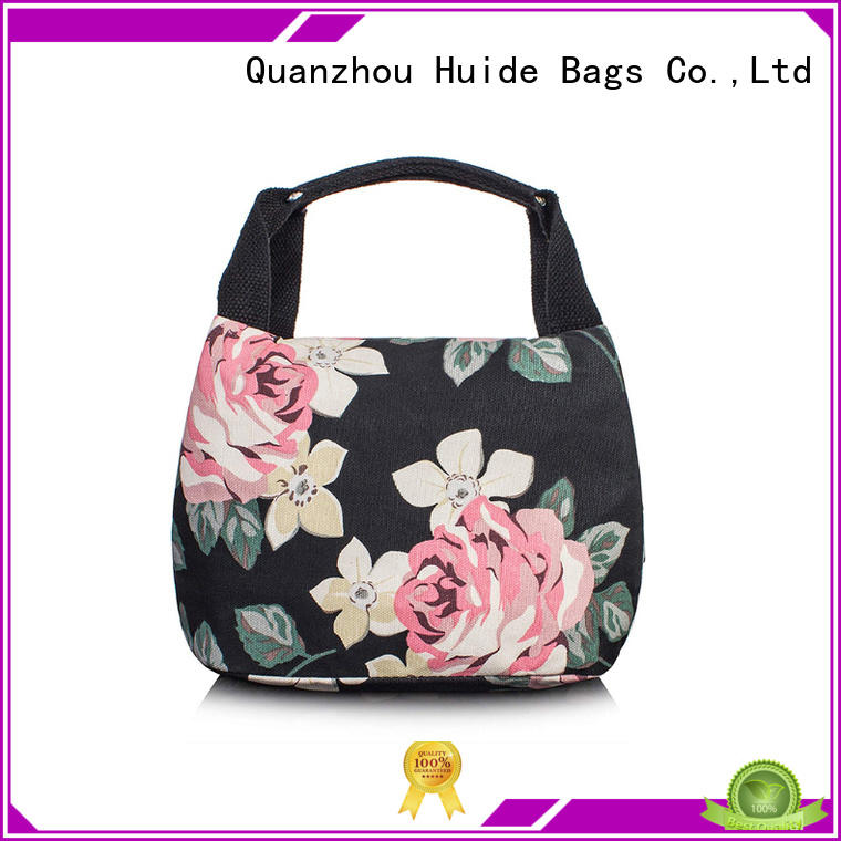 Huide camping soft cooler tote bag manufacturers for man