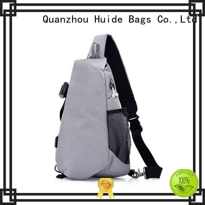 Huide chest strap bag product source for girl