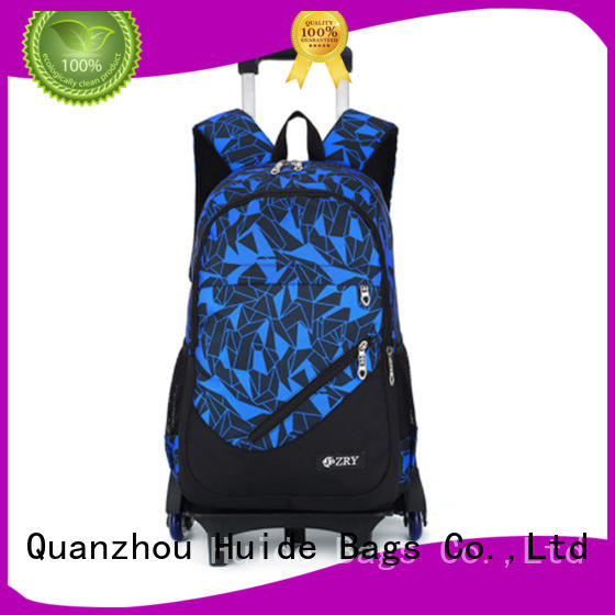 perfect school wheelie bags wholesale for girl
