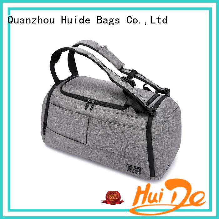 Huide duffel handbag wholesale price for camping