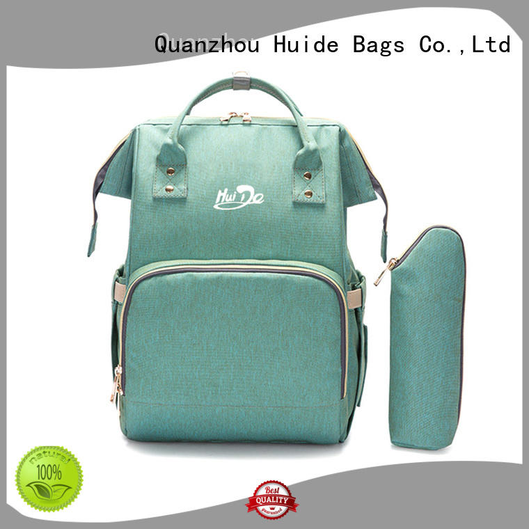 Huide mommy handbags manufacturers for baby girl