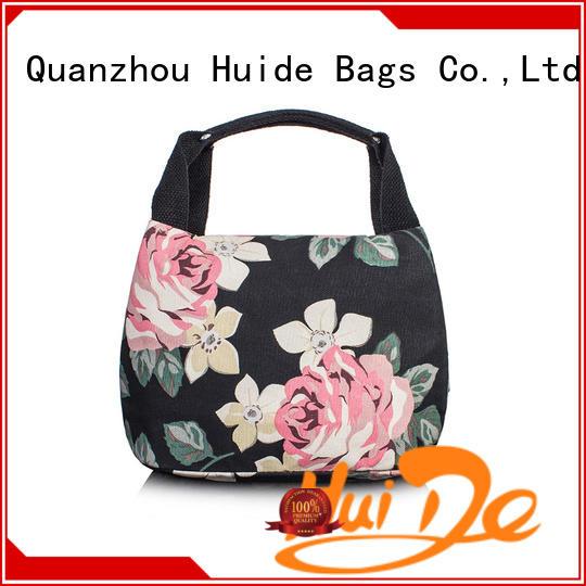 Huide good waterproof cooler bag products for milk