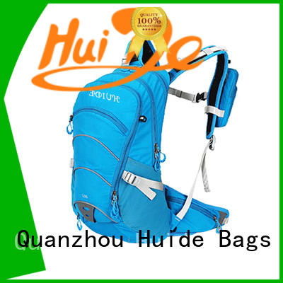 Huide cute water backpack wholesale for snowboarding