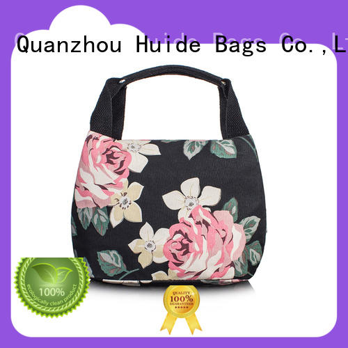 Huide portable lunch cooler bag price for food