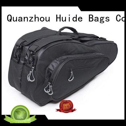 professional customization badminton racket backpack for ladies