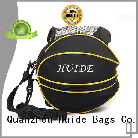 Huide basketball bags wholesale promotion price for balls