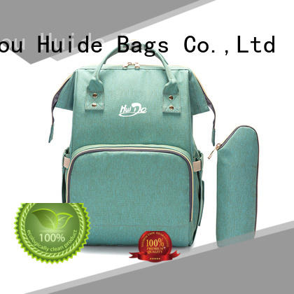 Huide selling mummy diaper bag suppliers for twins