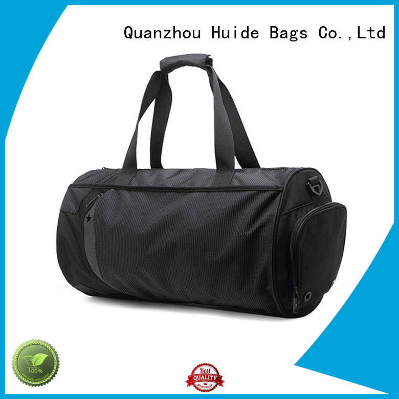 Huide good looking gym clothes bag with yoga mat for work