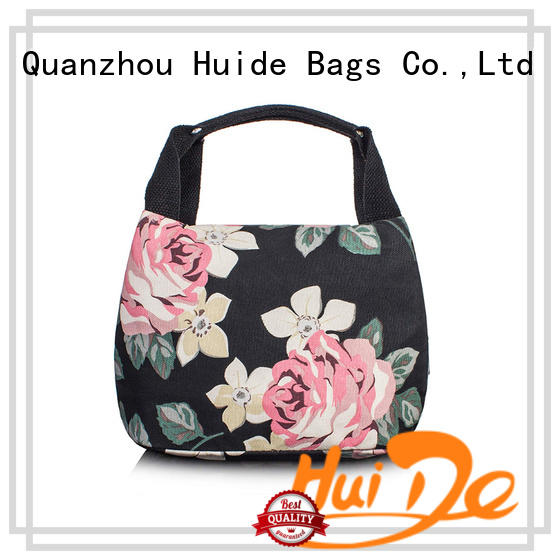Huide top cooler bags manufacturers for woman