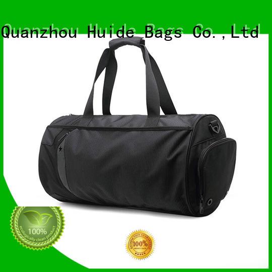 Huide good looking gym yoga bag material for women