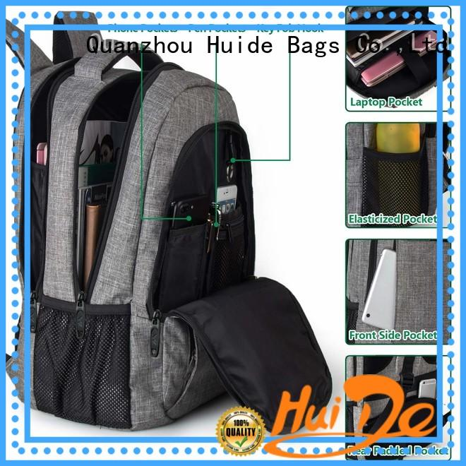 casual travel backpack & target hydration pack